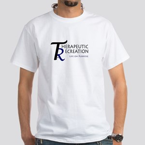 Life on Purpose White T-Shirt