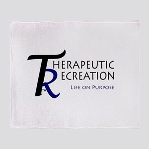 Life on Purpose Throw Blanket