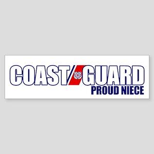 USCG Niece Sticker (Bumper)