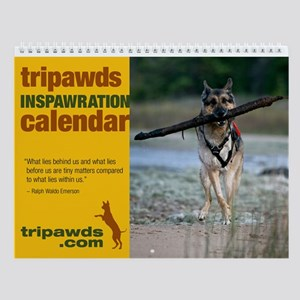 Tripawds Inspawration Wall Calendar #1