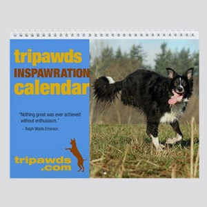 Tripawds Inspawration Wall Calendar #3