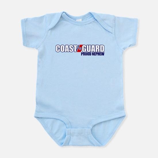 USCG Nephew Infant Bodysuit