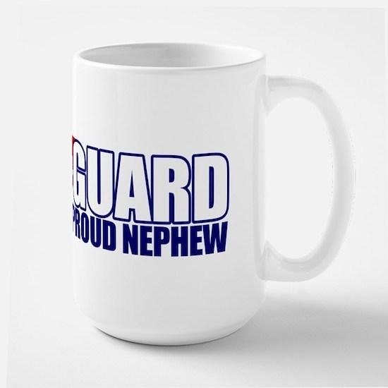 USCG Nephew Large Mug