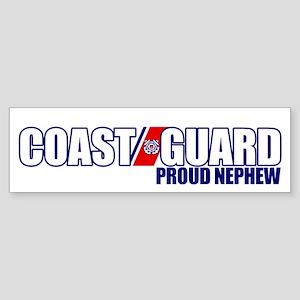 USCG Nephew Sticker (Bumper)