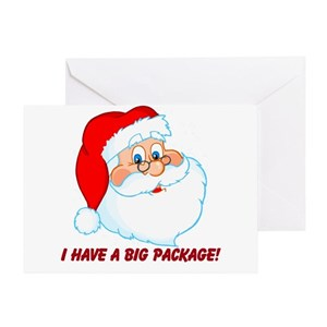 Offensive christmas greeting cards cafepress m4hsunfo