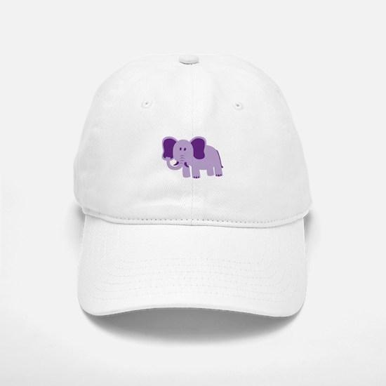 Funny Elephant Baseball Baseball Cap