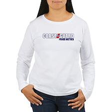 USCG Mother Women's Long Sleeve T-Shirt