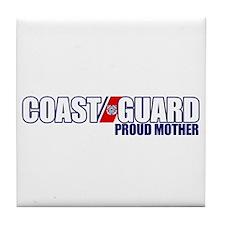 USCG Mother Tile Coaster