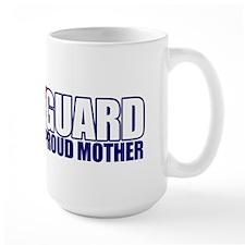 USCG Mother Large Mug