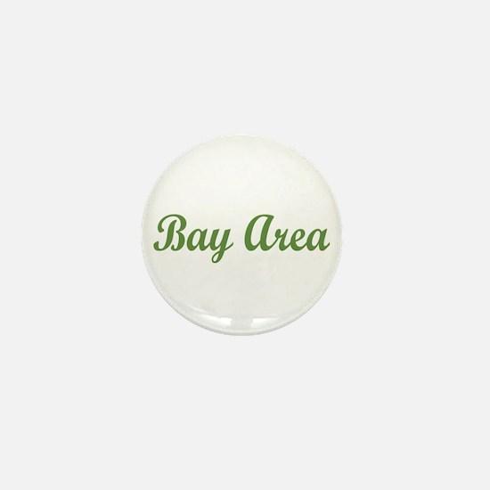 BAY AREA SC Mini Button