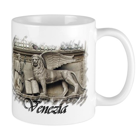 Winged Lion of Venice Mug