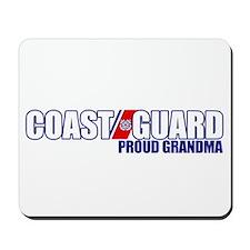 USCG Grandma Mousepad