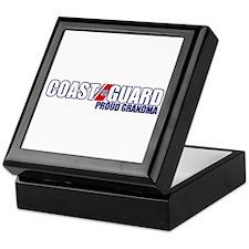 USCG Grandma Keepsake Box