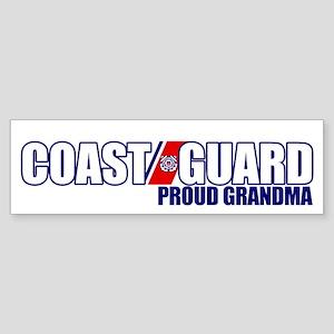 USCG Grandma Sticker (Bumper)