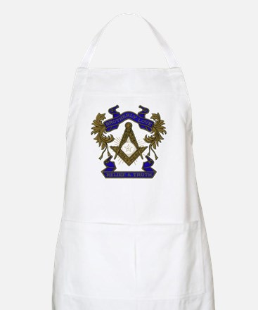 Masonic Brotherly Love Apron