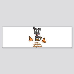 Rally Shepherds Sticker (Bumper)