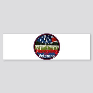 Veterans Sticker (Bumper)