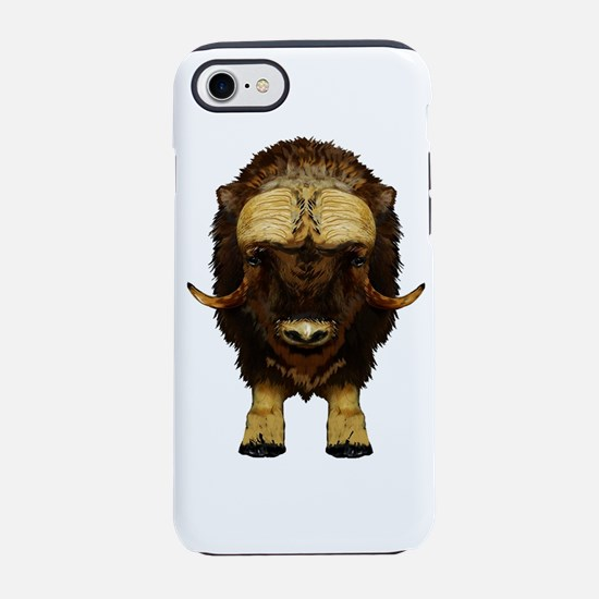 THE STARE DOWN iPhone 7 Tough Case