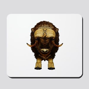 THE STARE DOWN Mousepad