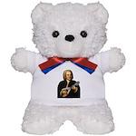J.S. Bach on Mandolin Teddy Bear
