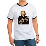 J.S. Bach on Mandolin Ringer T