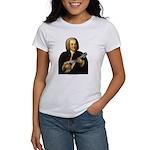J.S. Bach on Mandolin Women's T-Shirt