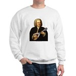 J.S. Bach on Mandolin Sweatshirt