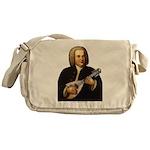 J.S. Bach on Mandolin Messenger Bag