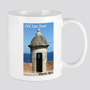 Old San Juan 11 oz Ceramic Mug