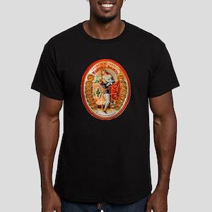Romeo & Juliet Cigar Label Men's Fitted T-Shirt (d