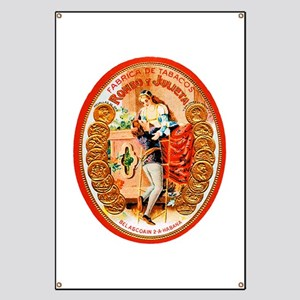 Romeo & Juliet Cigar Label Banner