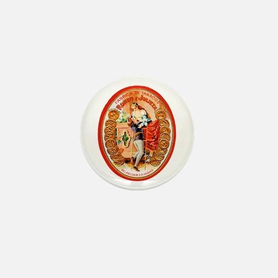 Romeo & Juliet Cigar Label Mini Button