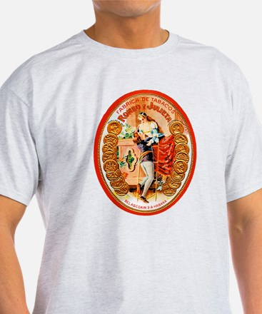 Romeo & Juliet Cigar Label T-Shirt