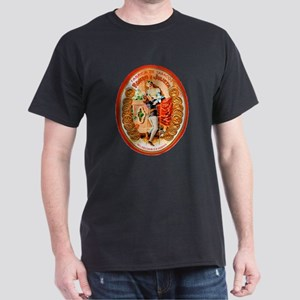 Romeo & Juliet Cigar Label Dark T-Shirt