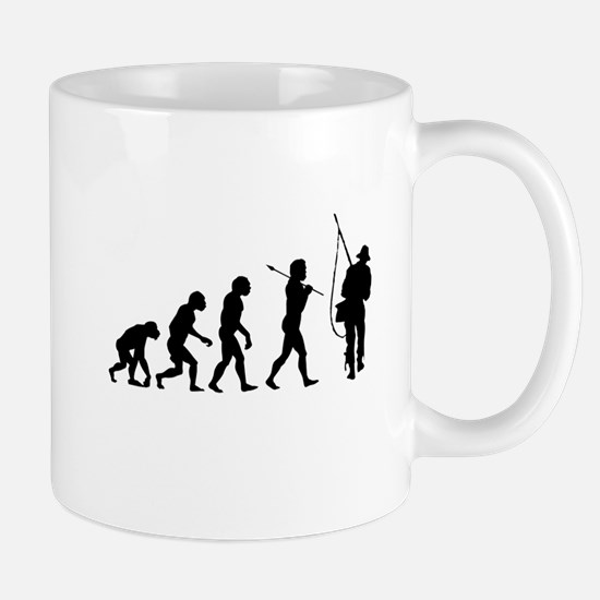 Evolved To Fish Mug
