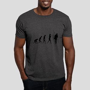 Evolved To Fish Dark T-Shirt