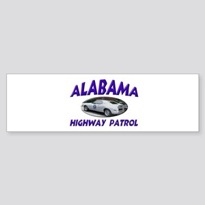 Alabama Highway Patrol Sticker (Bumper)