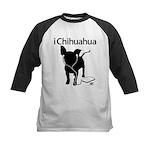 iChihuaua Kids Baseball Jersey