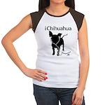 iChihuaua Women's Cap Sleeve T-Shirt