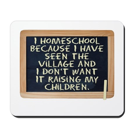 Homeschool Mousepad