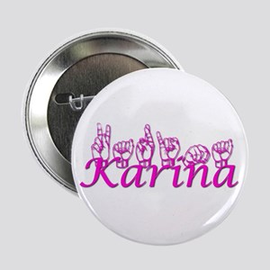 "Karina 2.25"" Button"