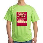 Traci K Designer collection Green T-Shirt