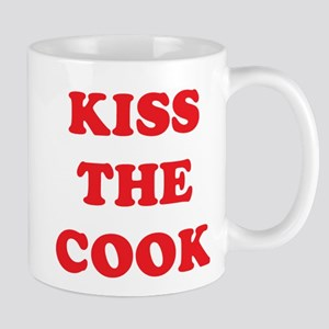 Kiss The Cook Mug