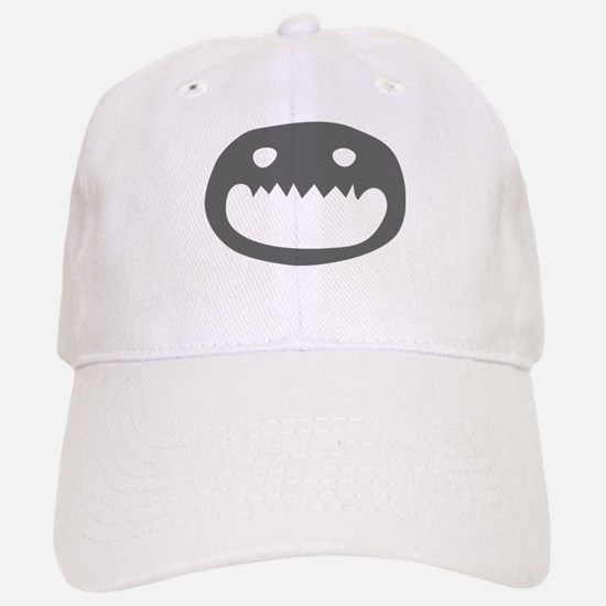 A Monster Face Baseball Baseball Cap