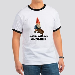 Rollin' With Gnomies Ringer T