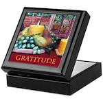 Gratitude Keepsake Box