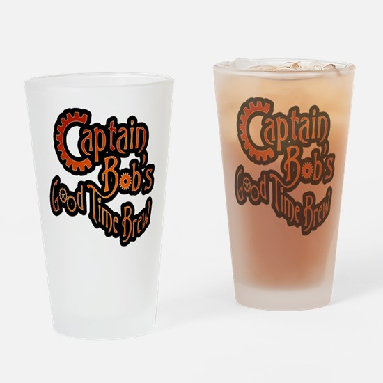 Cpt Bobs Drinking Glass