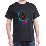 Devil cat 2 Dark T-Shirt