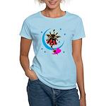 Devil cat 2 Women's Light T-Shirt