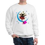 Devil cat 2 Sweatshirt